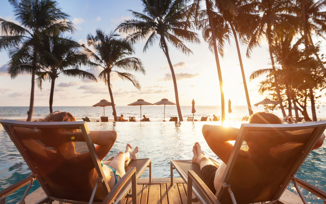 A Perfect Tropical Honeymoon